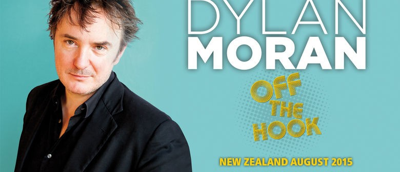 Dylan Moran Announces Extra Shows for 'Off the Hook' Tour