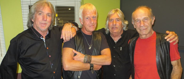 The British Legends 'The Troggs' Will Tour NZ This November