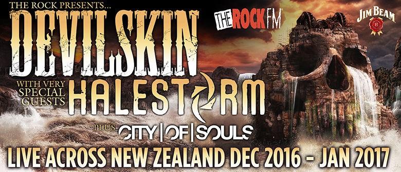 Devilskin Explosive Tour This Summer