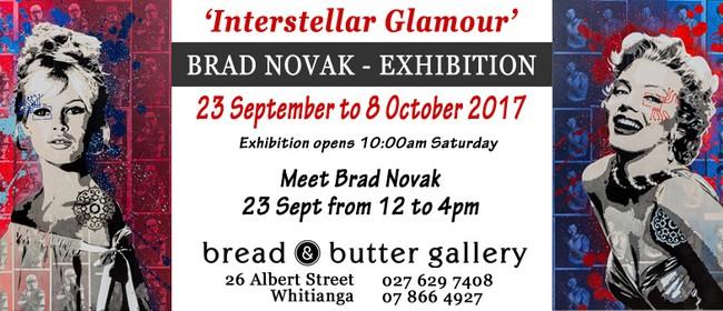 Interstellar Glamour Exhibition - Brad Novak