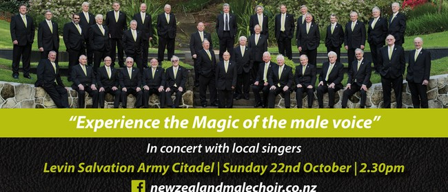 Experience the Magic of The Male Voice