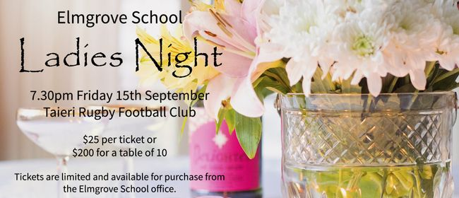 Elmgrove School Ladies Night