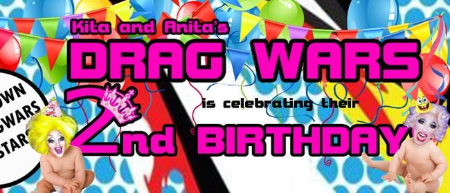 Kita and Anita's Drag Wars - September Edition
