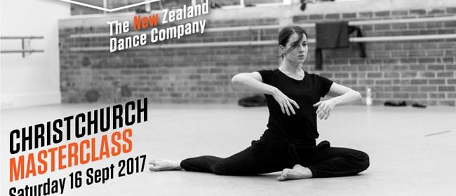 NZDC Christchurch Masterclass