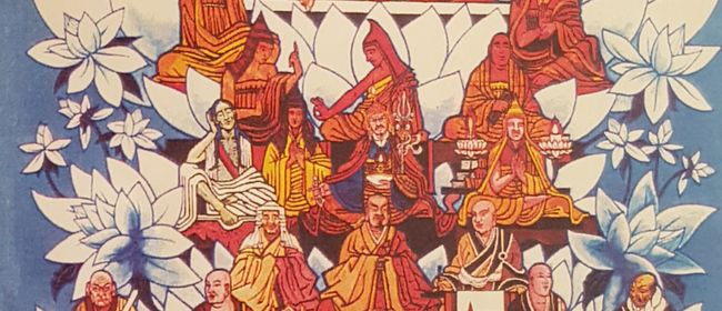Meditation & Buddhism Hui Neng & Santideva