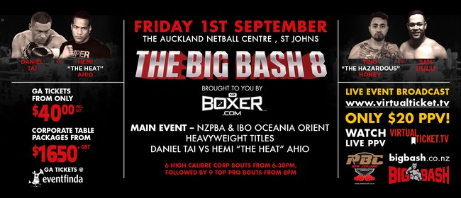 The Big Bash 8
