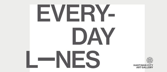 Exhibition Opening: Everyday Lines