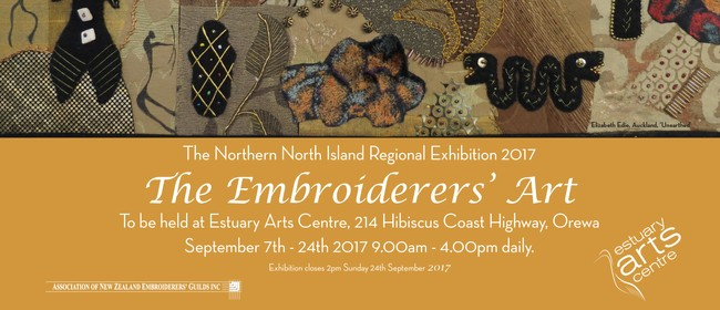 The Embroiderer's Art