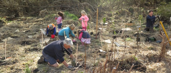 Public Planting Day - Wakatipu Reforestation Trust