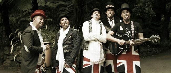 The Māori Sidesteps - Nelson Arts Festival