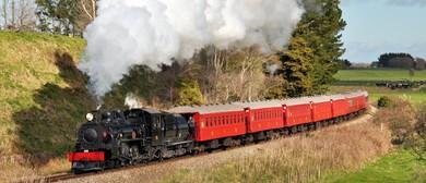 Passchendaele Train – Return to Paekakariki