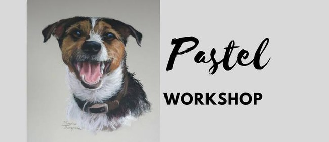 Animals and People Portraits In Pastel Workshop - Studio Two
