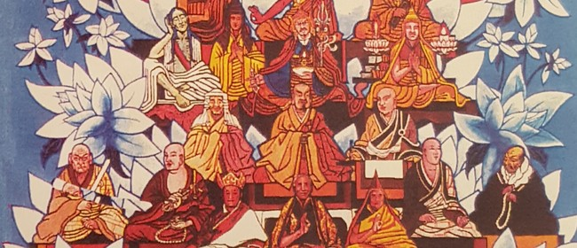 Meditation & Buddhism Buddhaghosha and Chih-I
