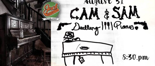 Cam 'n' Sam Dueling Pianos Sing-along Show