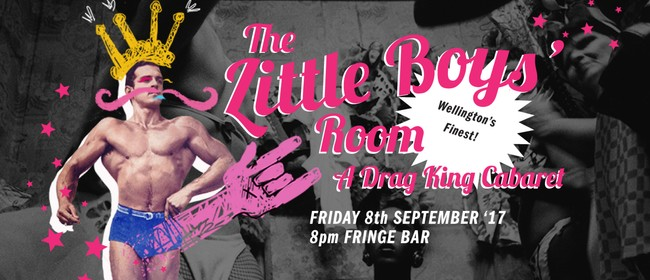 The Little Boys' Room - A Drag King Cabaret