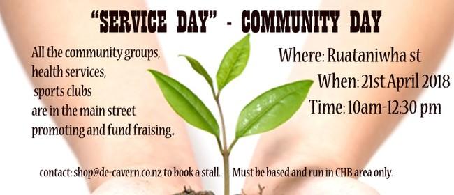 CHB Service Community Day