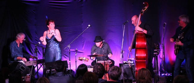 Laura Collins and the Back Porch Blues Band