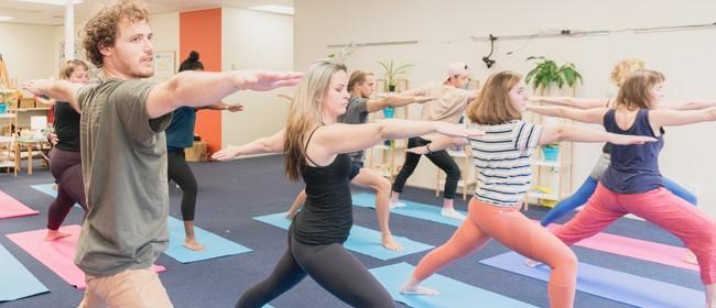 CoLiberate: Yoga