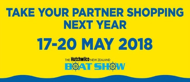 Hutchwilco New Zealand Boat Show 2018