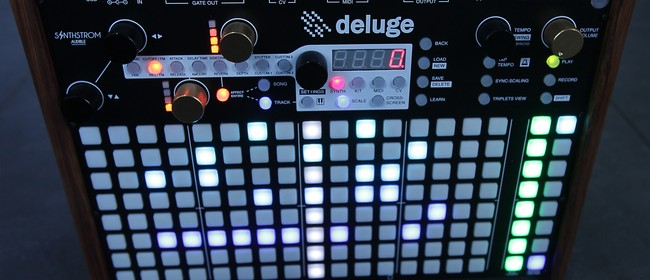 Deluge by Synthstrom Audible - NZ Demo Tour