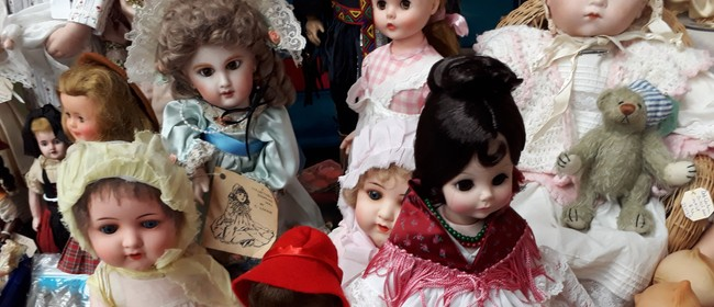 Auckland Collectable Doll & Toy Fair