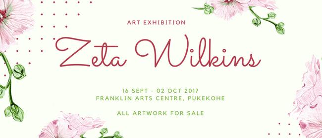 Exhibition Opening: Zeta Wilkins - The Journey