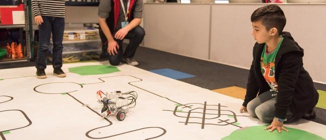 Sunday Afternoon Robotics (Mixed-Level)