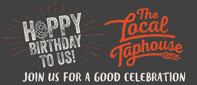 The Local Taphouse Birthday