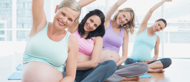 Flexi Bump - Prenatal Yoga Classes