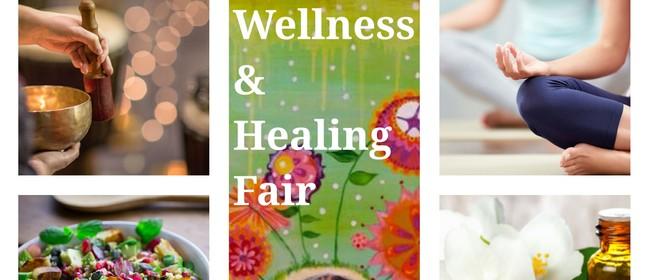 Wellness and Healing Fair