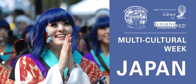 Multicultural Week - Kirigami Workshop