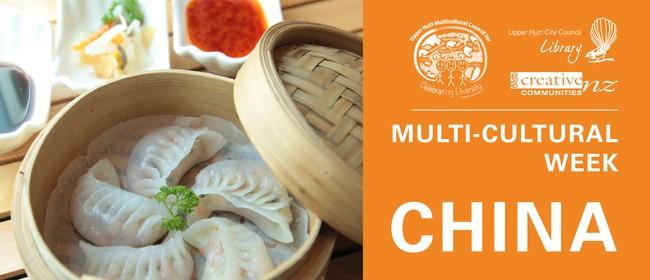 Multicultural Week - Dumpling-Making Class