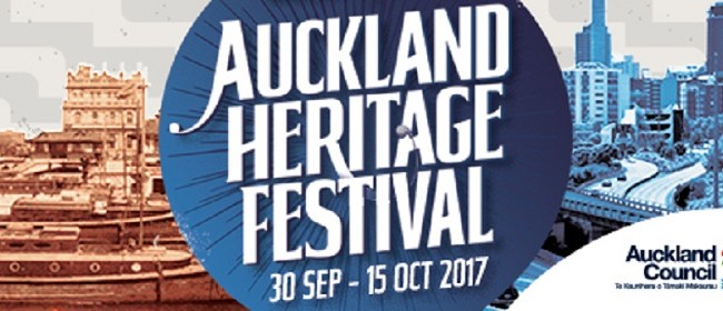 Auckland Heritage Fest - Grafton Heritage Walk