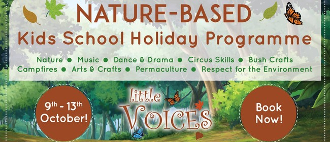 Nature Based - School Holiday Programme