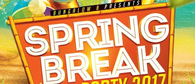 Spring Break - Beach Party 2017