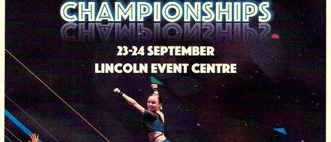 NZ National Schools Aerobic Competitions 2017