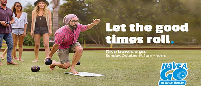 Have A Go at Lawn Bowls