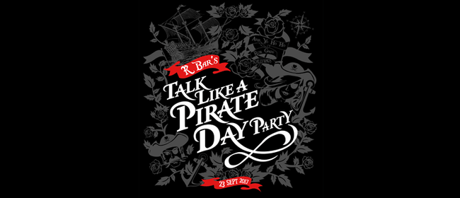 Talk Like a Pirate Day Party