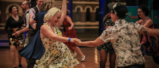 Beginner Dance Classes - Swing, Charleston, Tap & Blues