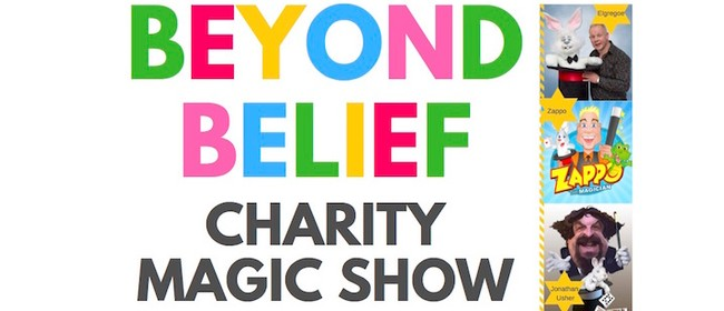 Beyond Belief Magic Show