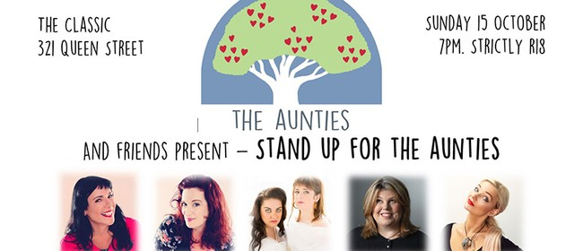 Stand-Up for the Aunties