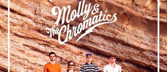 Molly & The Chromatics Anubis release tour - Dunedin