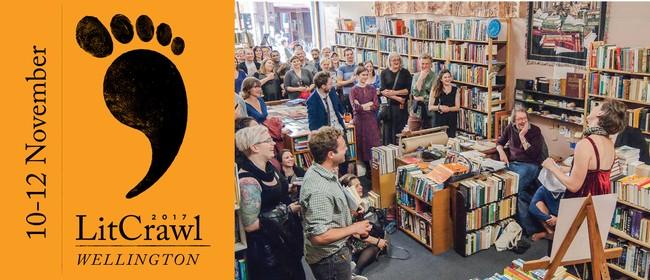 LitCrawl: Short Story Book Club Live!