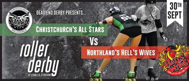 Dead End Derby presents DED All Stars vs Northland