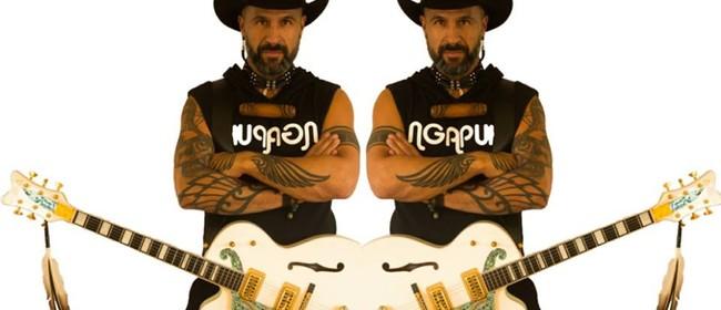 Maori Fusion with Riqi Harawira
