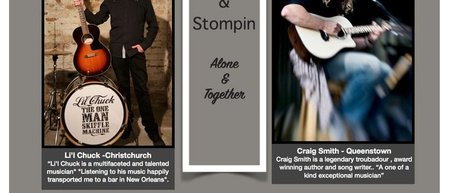 Li'l Chuck with Craig Smith  Stories, Songs and a Stompin