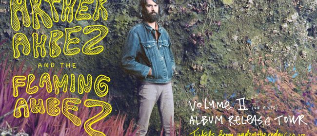 Arthur Ahbez Volume II Release Tour