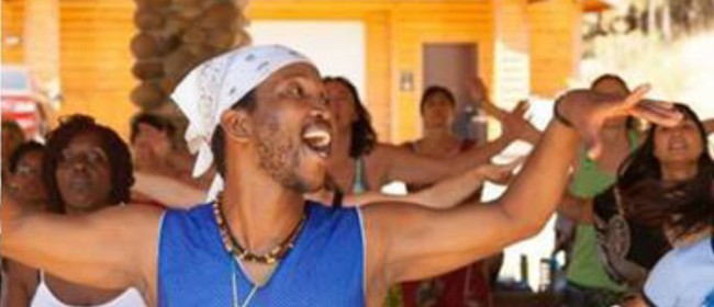 Naby Bangoura African Dance Workshops