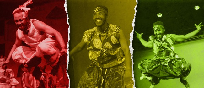 Naby Bangoura African Dance Weekend Immersion