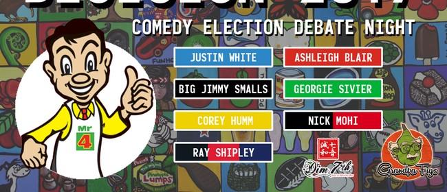 Comedy Election Debate Night